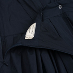 Maison Kitsune Iris Open Back Long Women's Dress Dark Navy photo- 5