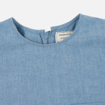 Женское платье Maison Kitsune Jade Loose Cut Chambray фото- 1