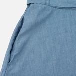Maison Kitsune Jade Loose Cut Women's Dress Chambray photo- 4