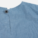 Maison Kitsune Jade Loose Cut Women's Dress Chambray photo- 5