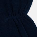 Женское платье Maison Kitsune Jersey Loop Indigo фото- 3