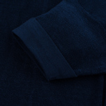 Женское платье Maison Kitsune Jersey Loop Indigo фото- 4