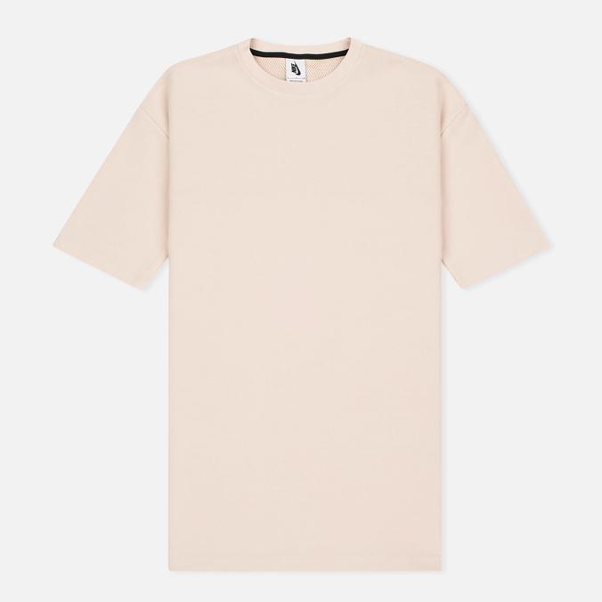 Женское платье Nike Essentials Tech Fleece Pearl White/Black
