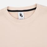 Женское платье Nike Essentials Tech Fleece Pearl White/Black фото- 1