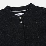 Женское платье Norse Projects Elin Crispy Cotton Silk Black фото- 1