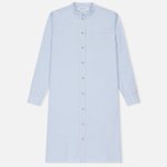 Женское платье Norse Projects Perla Paper Cotton Pale Blue фото- 0