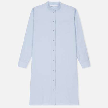 Женское платье Norse Projects Perla Paper Cotton Pale Blue