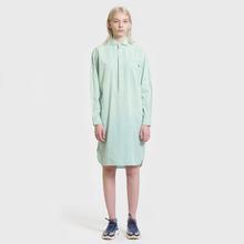 Женское платье Polo Ralph Lauren Chigo LS Sunfade Stripe Seafoam Green/White фото- 1