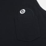 Женское платье Stussy 8 Ball Maxi Black фото- 1