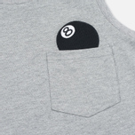 Женское платье Stussy 8 Ball Maxi Grey Heather фото- 1