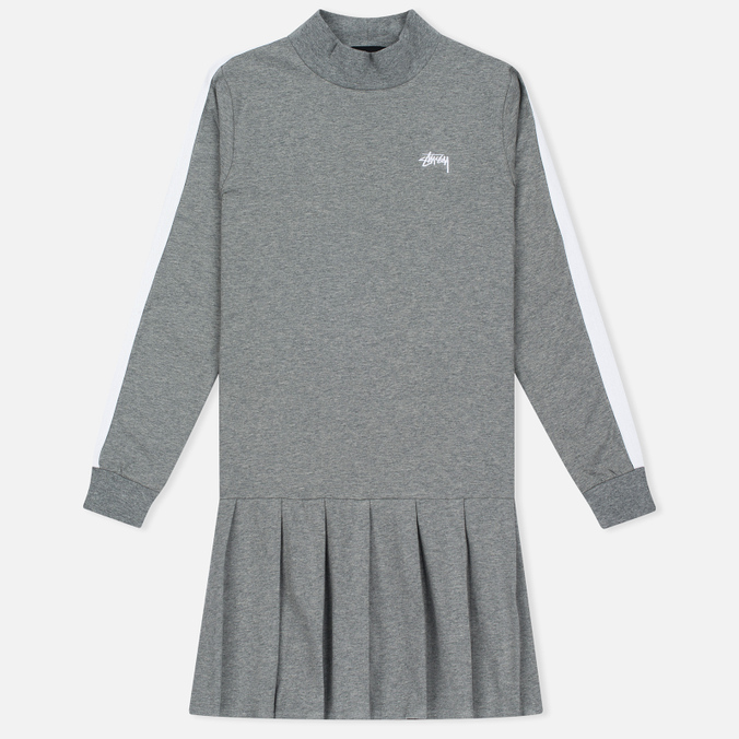 Женское платье Stussy Dottie Grey Heather