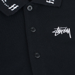 Женское платье Stussy Good Vibe Polo Black фото- 2
