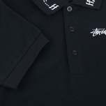 Женское платье Stussy Good Vibe Polo Black фото- 3