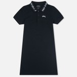 Женское платье Stussy Good Vibe Polo Black фото- 0