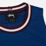 Женское платье Stussy Magnolia A Line Blue фото- 1