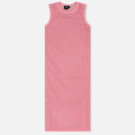Женское платье Stussy Redondo Mesh Coral