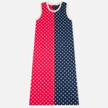 Женское платье Stussy SS Dot B-Ball Maxi Multicolour фото- 0