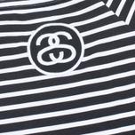 Женское платье Stussy SS Stripe Bodycon Black фото- 2