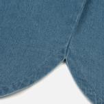 Женское платье Stussy Vernon Denim Blue фото- 4