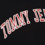 Женское платье Tommy Jeans Logo Sweat Black фото- 2