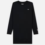 Женское платье Tommy Jeans Tommy Classic Sweat Black фото- 0