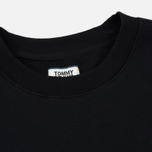 Женское платье Tommy Jeans Tommy Classic Sweat Black фото- 1