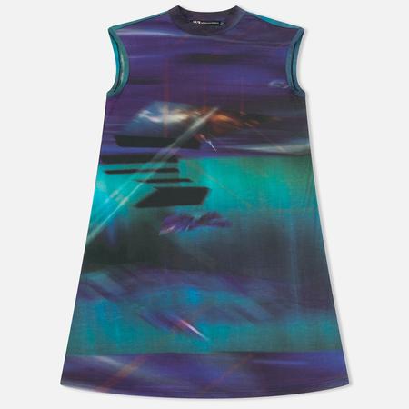 Женское платье Y-3 All Over Print Tunic Purple