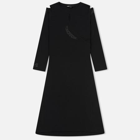 Женское платье Y-3 Statement Black