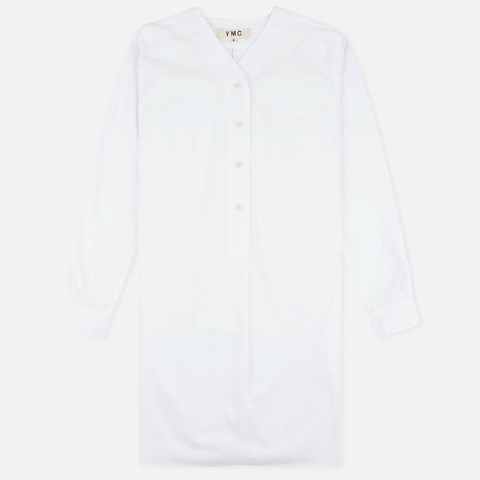 Женское платье YMC Baseball White