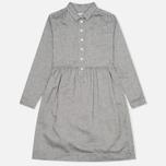 Женское платье YMC Navy Cream фото- 0