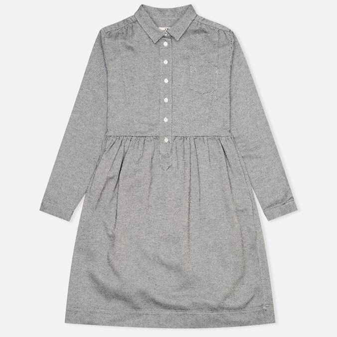 Женское платье YMC Navy Cream