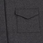 Женское платье YMC Wool Shirt Grey Marl фото- 2