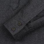 Женское платье YMC Wool Shirt Grey Marl фото- 3
