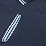 Fred Perry G12 Women's Polo Navy/Ice photo- 3