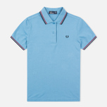 Fred Perry G3600 Women's Polo Clay photo- 0