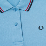 Fred Perry G3600 Women's Polo Clay photo- 2