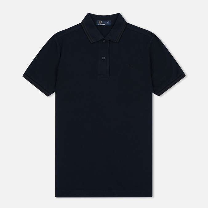 Женское поло Fred Perry G3600 Navy