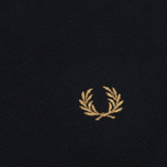 Женское поло Fred Perry G3600 Navy/Gold/Gold фото- 2