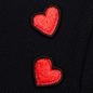Женское поло Fred Perry x Amy Winehouse Pique Black фото - 3