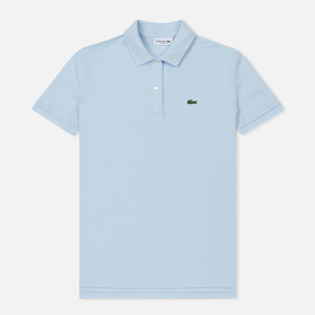 Женское поло Lacoste Classic Fit Soft Cotton Petit Pique Rill