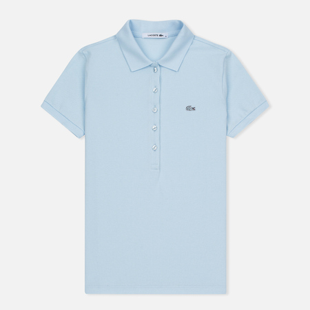 Женское поло Lacoste Slim Fit Stretch Pique Rill