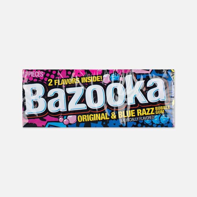 Жевательная резинка Bazooka Original & Blue Razz