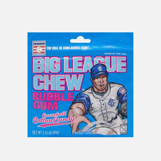 Жевательная резинка Big League Chew Cotton Candy