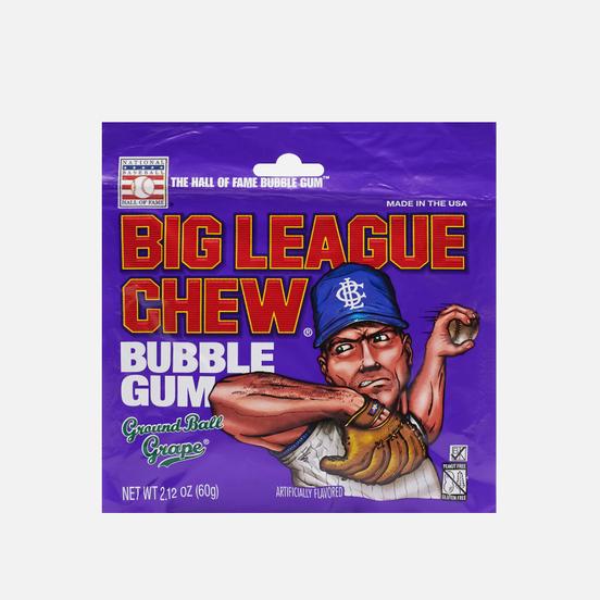 Жевательная резинка Big League Chew Grape