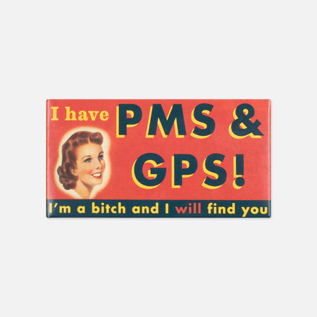 Blue Q I Have PMS & GPS Chewing Gum