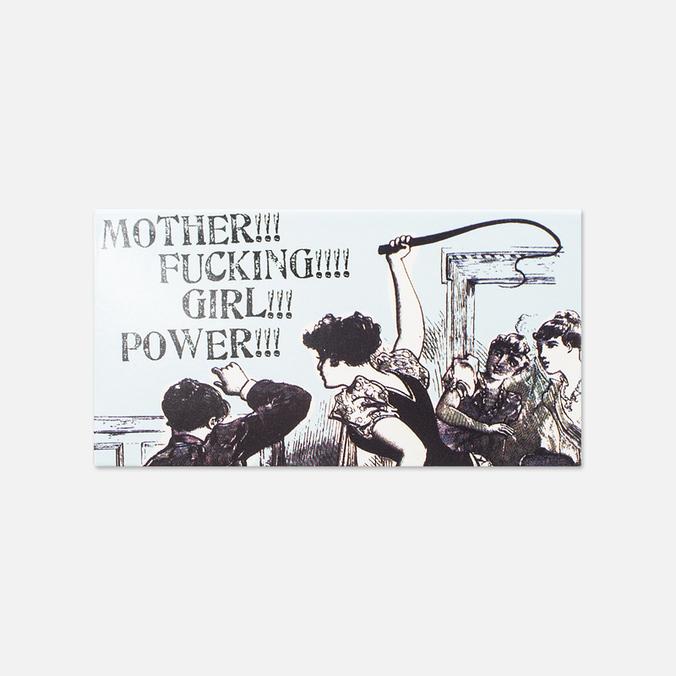 Жевательная резинка Blue Q Mother Fucking Girl Power