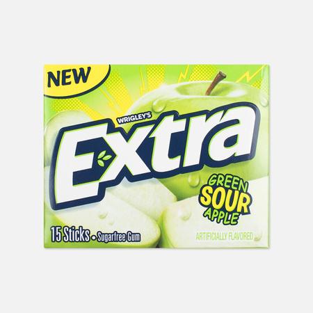 Жевательная резинка Wrigley's Extra Sour Apple