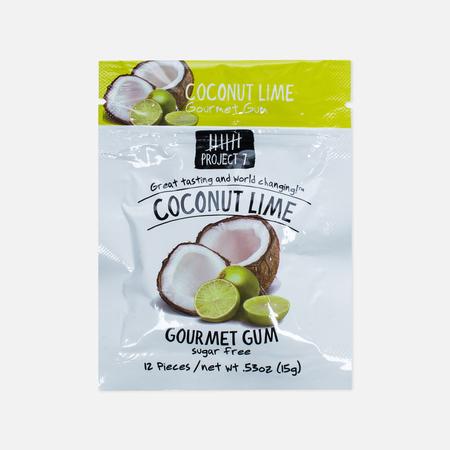 Жевательная резинка Project 7 Coconut Lime