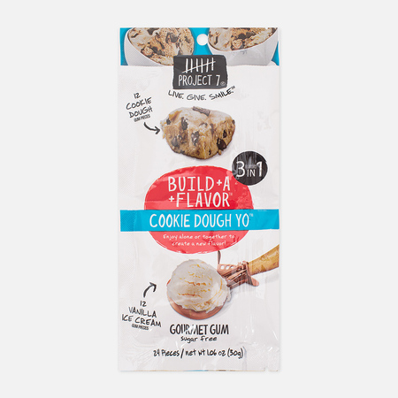 Project 7 Cookie Ice Cream Chewing Gum