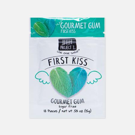Жевательная резинка Project 7 First Kiss